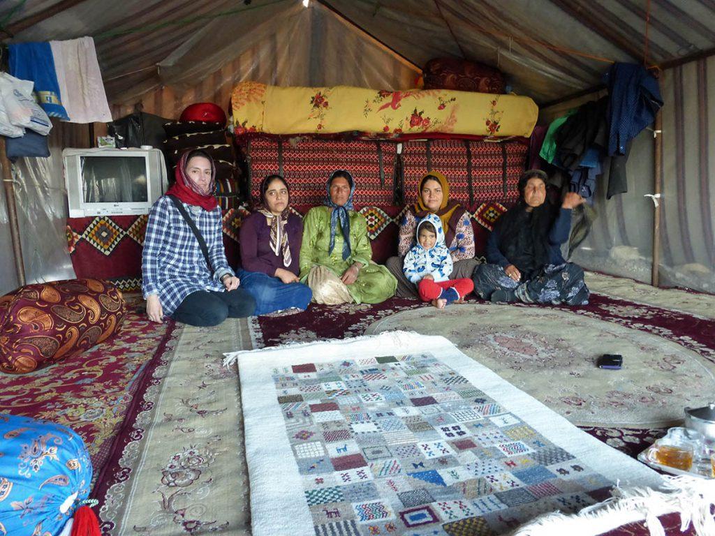 Conviviendo con la Tribu Qashqai en Irán
