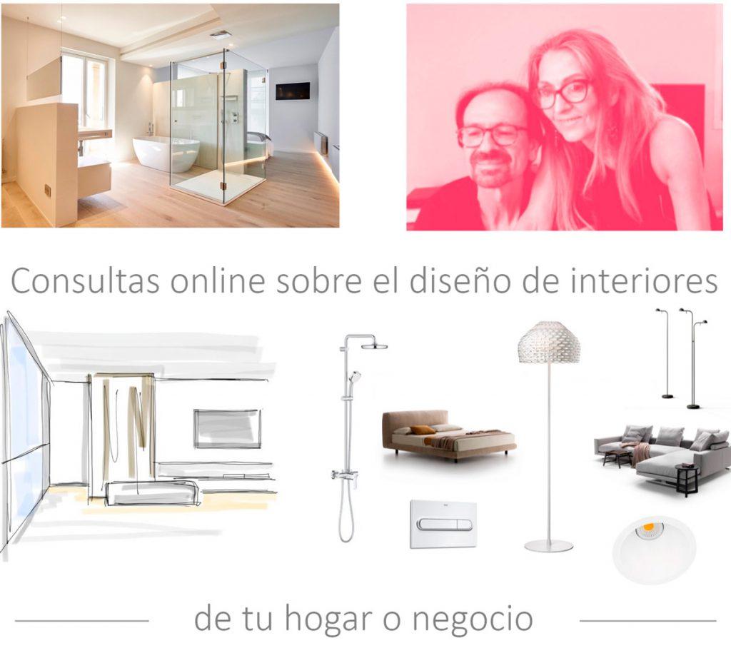 Consultas online de diseño de interiores